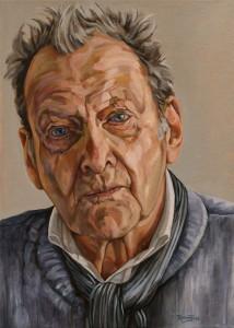 Lucian Freud, 70x50 cm
