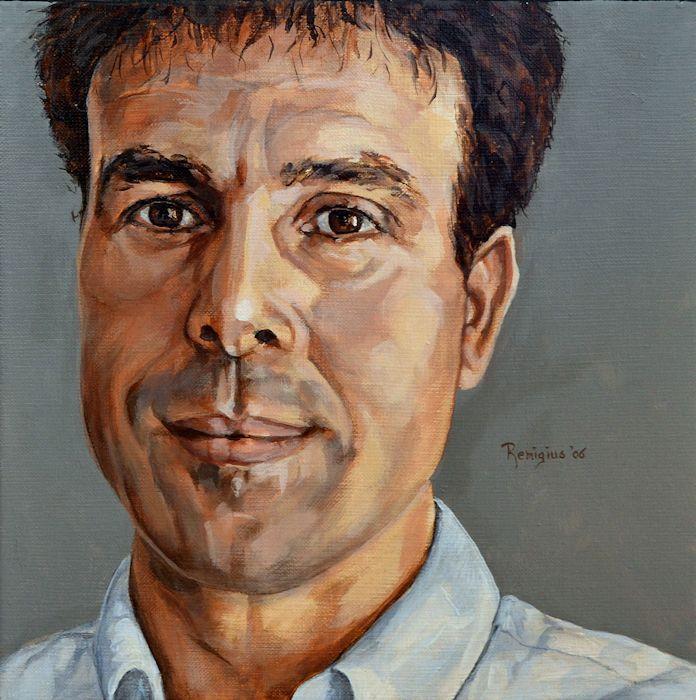 Portret Dahou