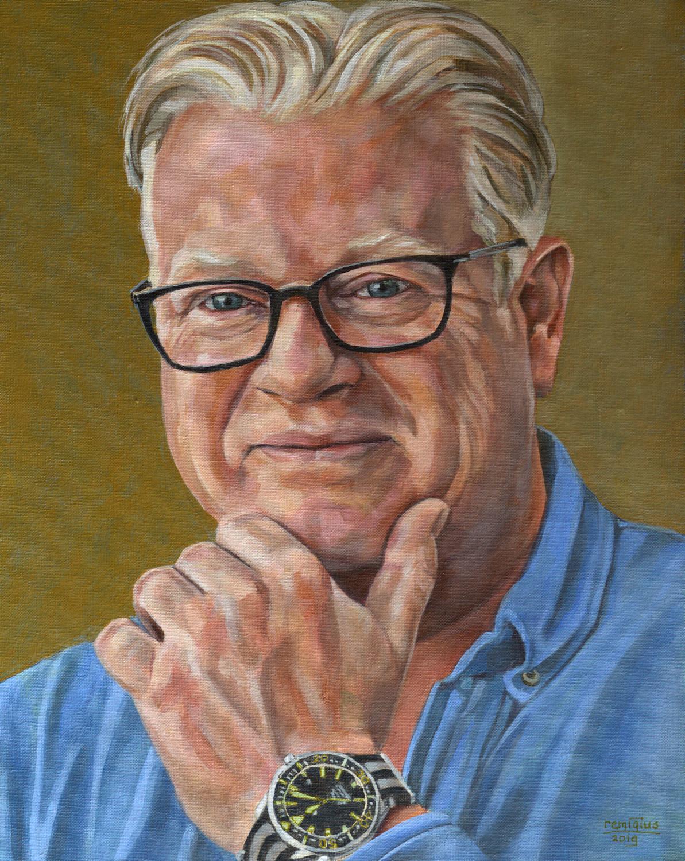 Portret Rutger