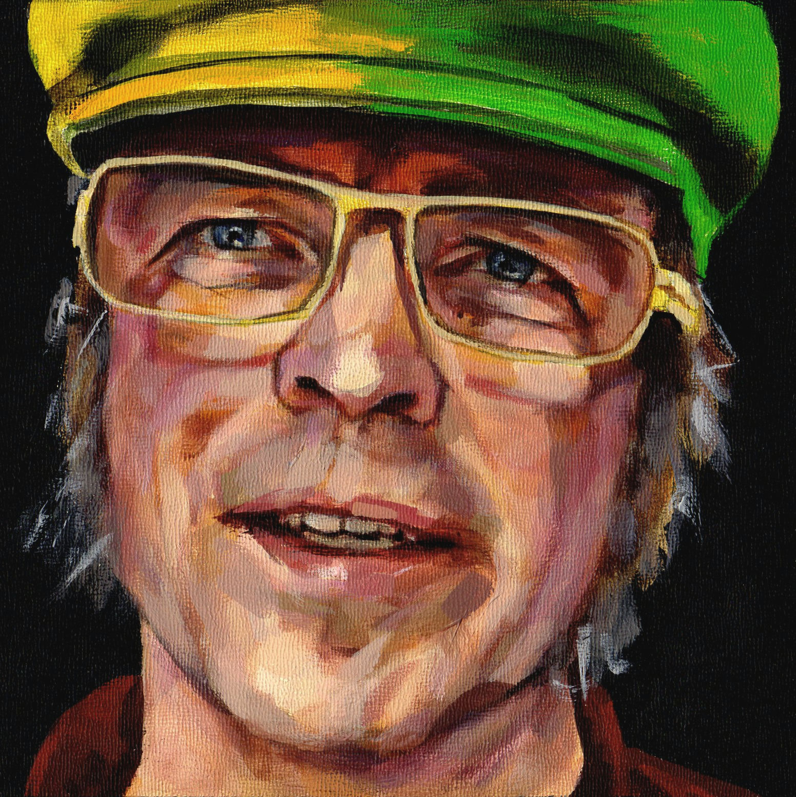 Philip Akkerman schilderij